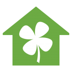 Lucky Real Estate Logo